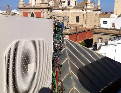 Reparación de aire acondicionado