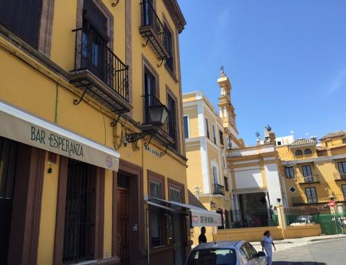 Climatización de bares: Bar Esperanza (Sevilla)