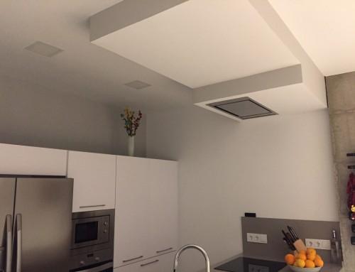 Trabajos de climatización, aerotermia… en una casa nueva