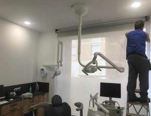 Finalización de trabajos en Clínica Ortodontic