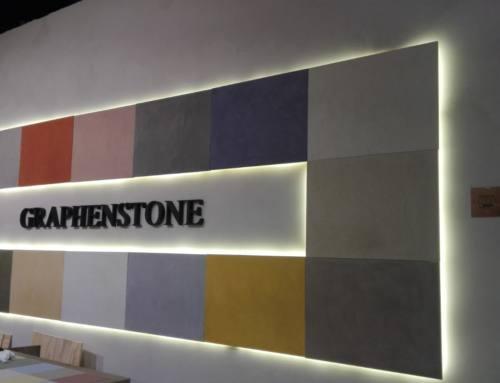 El nuevo showroom de Graphenstone