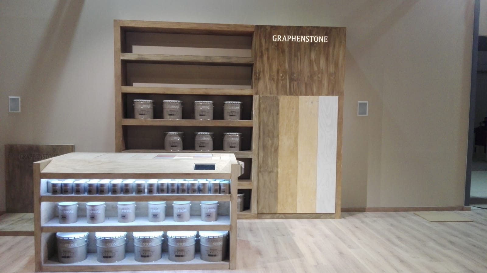 showroom de Graphenstone