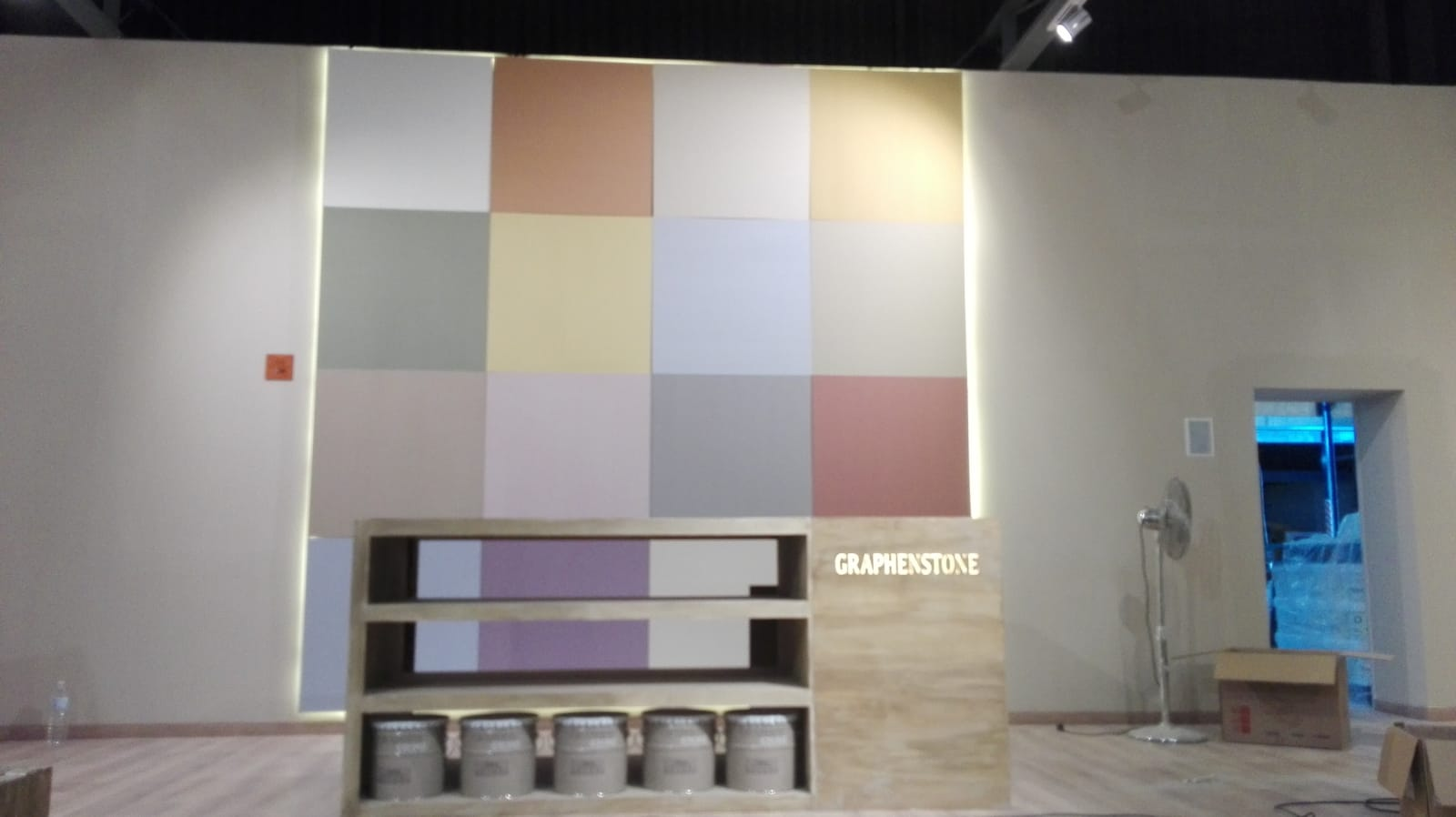 showroom de Graphenstone