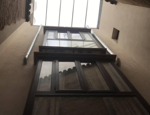 Instalación de climatización y ventilación