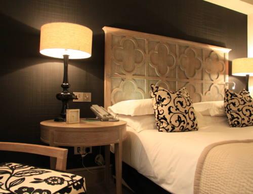 Cómo iluminar el dormitorio para dormir, desconectar e, incluso, trabajar mejor