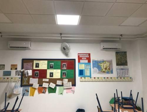 """Nuevo sistema de climatización para el CEIP Isabel Rodríguez Navarro """"El Prior"""""""