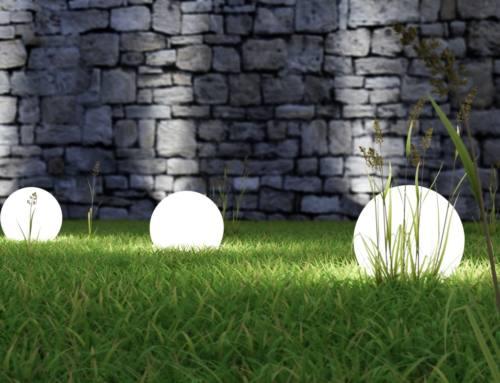 ¿Cómo preparar la iluminación del jardín para la llegada del verano?