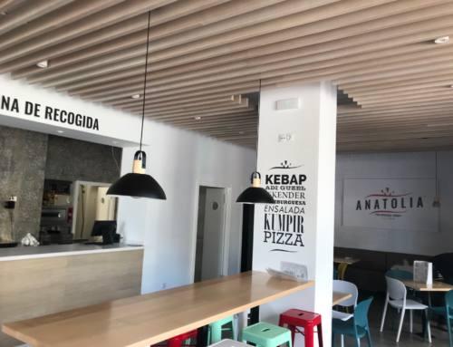 Restaurante Anatolia Dos Hermanas